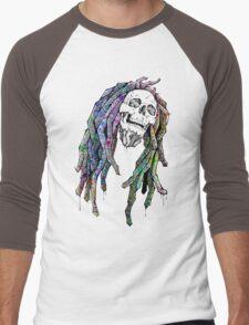Dead King - Bob Marley Men's Baseball ¾ T-Shirt
