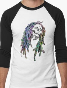 Dead King - Bob Marley Men's Baseball ¾ T-Shirt