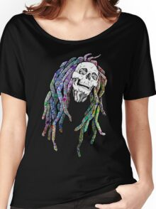 Dead King - Bob Marley Women's Relaxed Fit T-Shirt