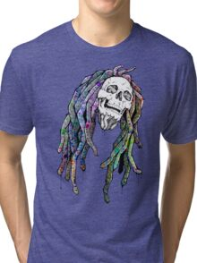Dead King - Bob Marley Tri-blend T-Shirt