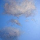 Cloud study by Carole Russell