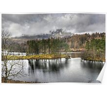 A Day In The Lakes....Tarn Hows Poster