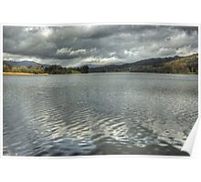 A Day In The Lakes....Esthwaite Water Poster