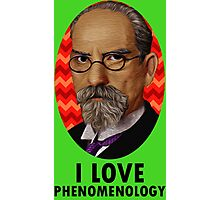 Husserl Photographic Print