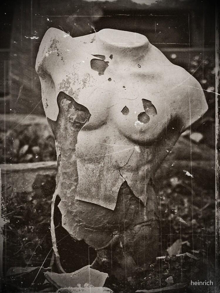 This is my broken body... by heinrich
