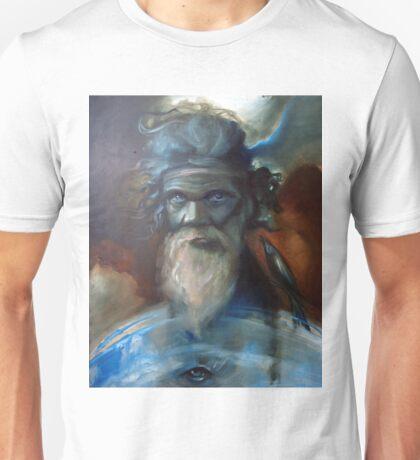 Claire Reid Aboriginal Shaman Healer Spirit Guide Unisex T-Shirt