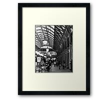 Covent Garden London (35mm) Framed Print