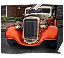 34 Chevy On The Prowl Poster
