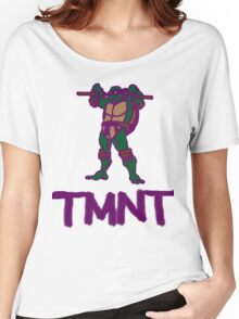 TMNT Donatello Women's Relaxed Fit T-Shirt
