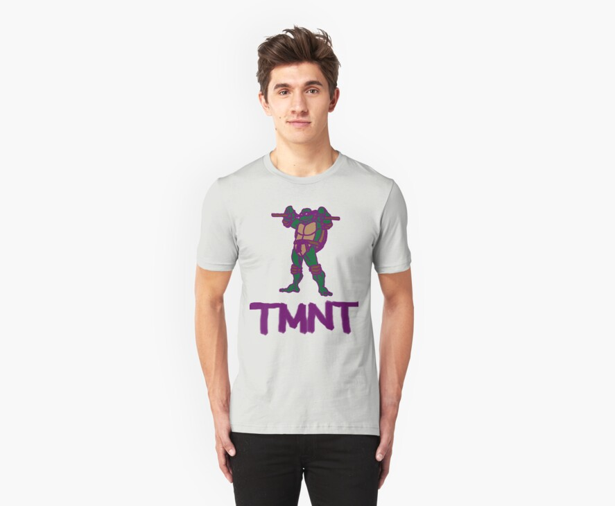 TMNT Donatello by deadpoolRKO