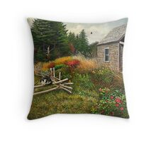 """Eyeing His Prey"" Throw Pillow"