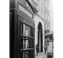 London Calling (35mm) Photographic Print