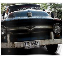 Ford truck - Uruguay Poster