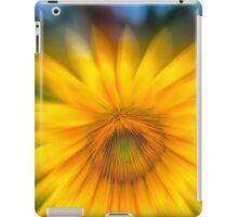 Sunflower Zoom iPad Case/Skin
