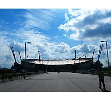 Stadium Walk Photographic Print