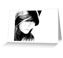 Monochrome Greeting Card