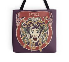 foolish medusa (purple) Tote Bag