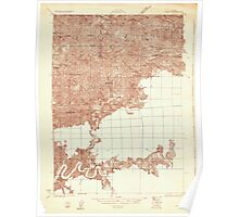 USGS Topo Map Oregon Earl 282195 1919 48000 Poster