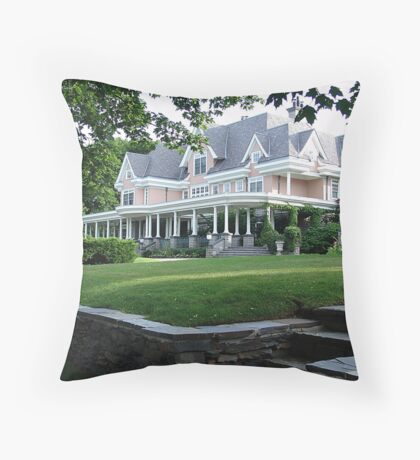 A Home in Halifax Throw Pillow