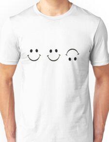 Smiley 3 Tee Unisex T-Shirt