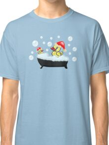 Christmas Ducks Classic T-Shirt