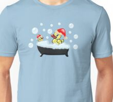 Christmas Ducks Unisex T-Shirt