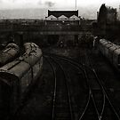 Great Central Station, Loughborough by SquarePeg