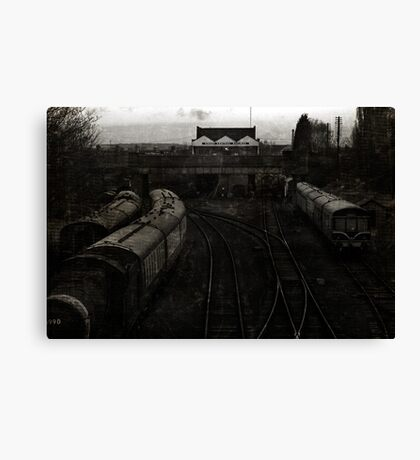 Great Central Station, Loughborough Canvas Print