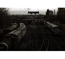 Great Central Station, Loughborough Photographic Print