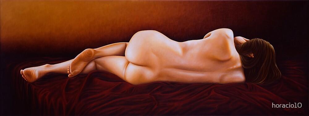 Resting Nude by horacio10
