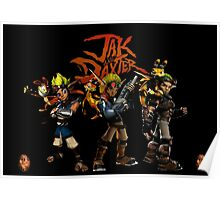 Jak and Daxter Poster