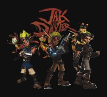 Jak and Daxter by TheGodofPudding