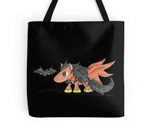 Baby Halloween Pegasus Tote Bag