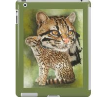 Efficacious iPad Case/Skin