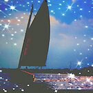 Sailing into the Stars  by fiat777