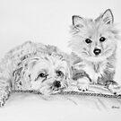 Friends by Melanie Deroon