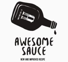 Awesomesauce Baby Tee
