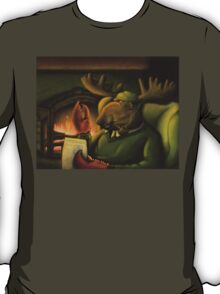 The Marvelous Mr. Mooseclaw T-Shirt