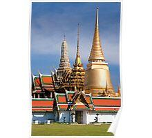 Wat Phra Kaew, Bangkok Poster
