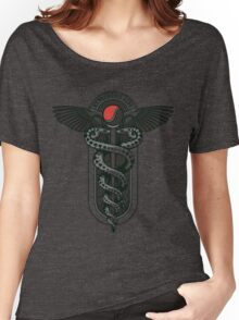 Snakes on a Cane Women's Relaxed Fit T-Shirt