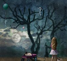 As the Woodland Sleeps by Nikella