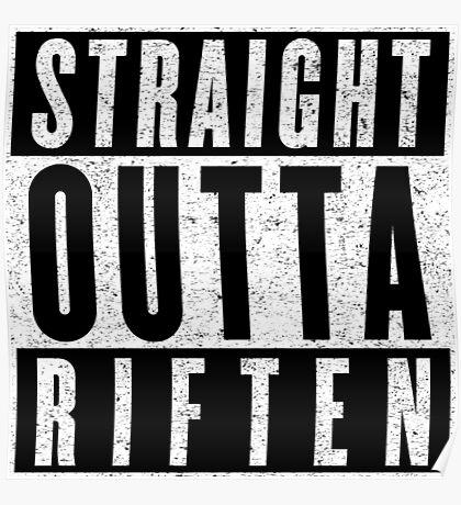 Adventurer with Attitude: Riften Poster