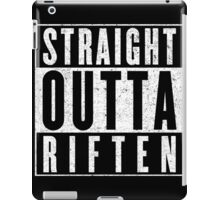 Adventurer with Attitude: Riften iPad Case/Skin