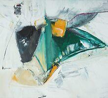 Green triangle by Dmitri Matkovsky