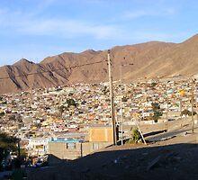 La cuidad que no me esperaba, Antofagasta - Chile by andreuch