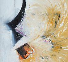 Yellow wind by Dmitri Matkovsky