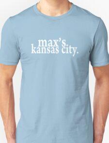Joey Ramone – Max's Kansas City T-Shirt