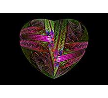 My Celtic Heart Photographic Print