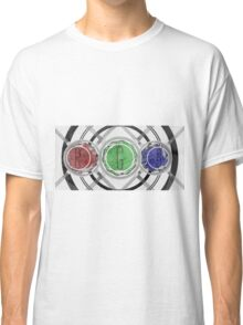 Obvious RGB - Abstract CG Classic T-Shirt