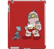 Gee Kraang what are gonna do tonight? iPad Case/Skin